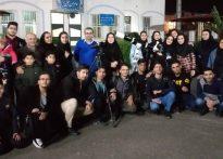 رصد زیبائیهای آسمان شب با حضور دانشجویان علاقمند دانشگاه کسری