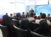 🔰 سخنرانی جناب سرهنگ ساجدی جانشین فرماندهی ناجا رامسر پیرامون مسائل روز اجتماعی